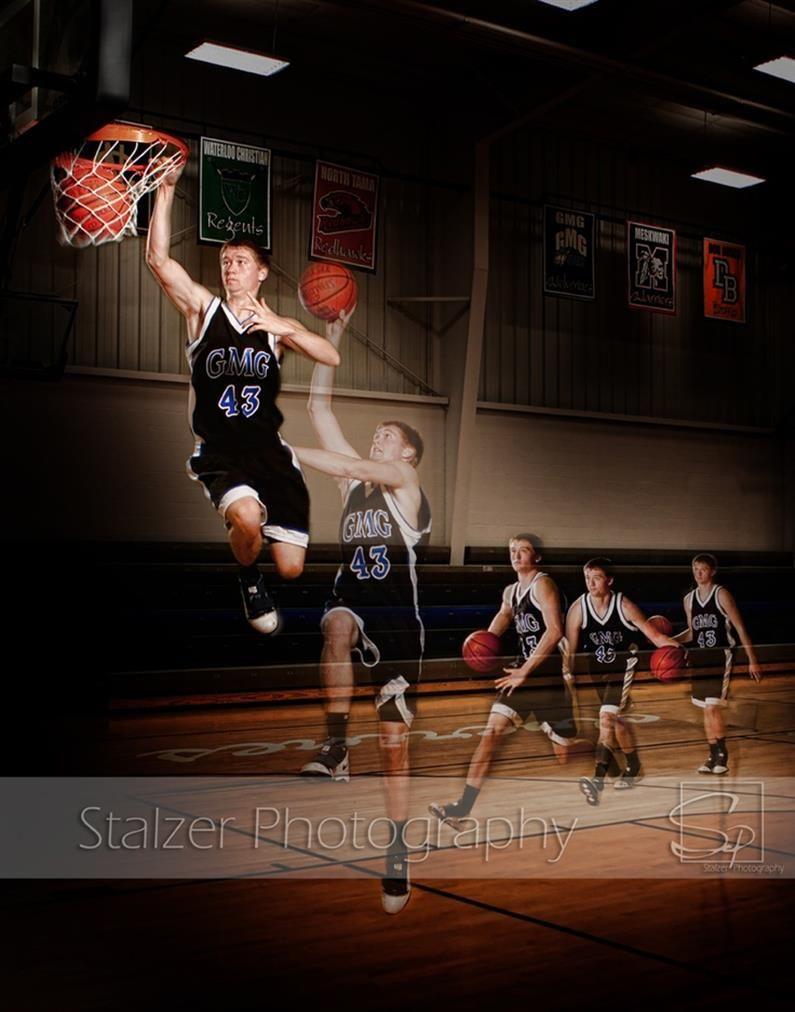 Bing senior pictures for boys Basketball senior