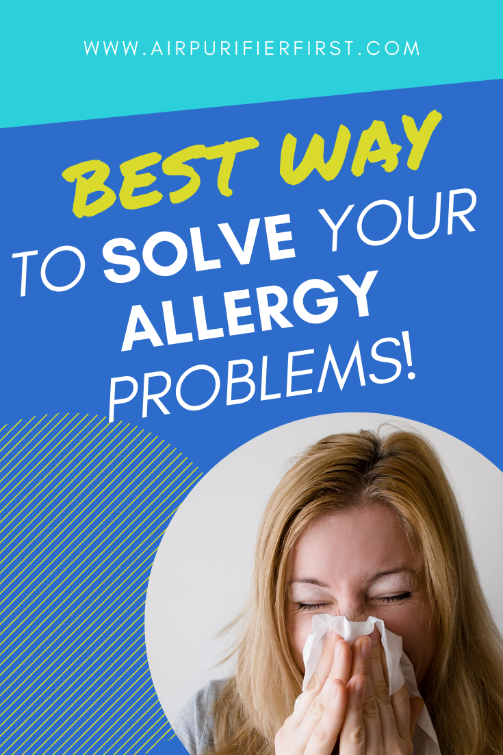 Allergies are frightening symptoms that can any
