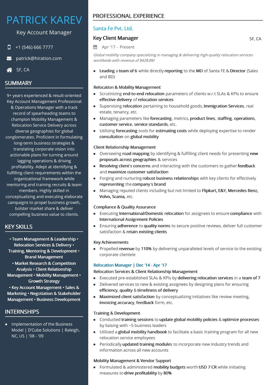 Account Executive Sample Resume Examples 2019 Goruntuler Ile