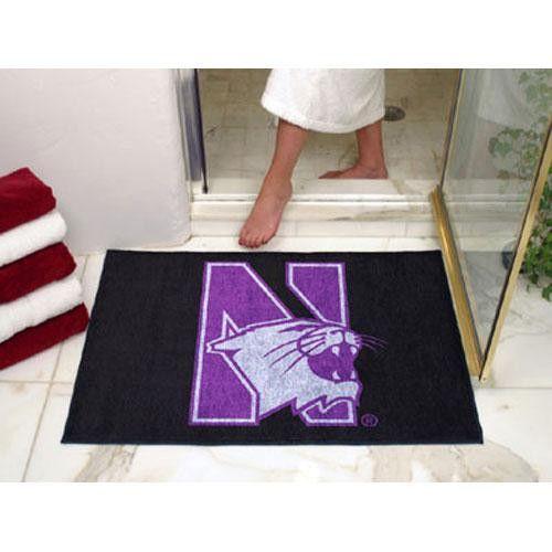 Northwestern Wildcats NCAA All-Star Floor Mat (34x45)