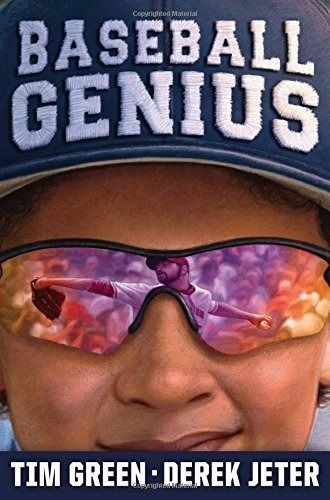 Baseball Genius (Jeter Publishing) Hardcover by Tim Green