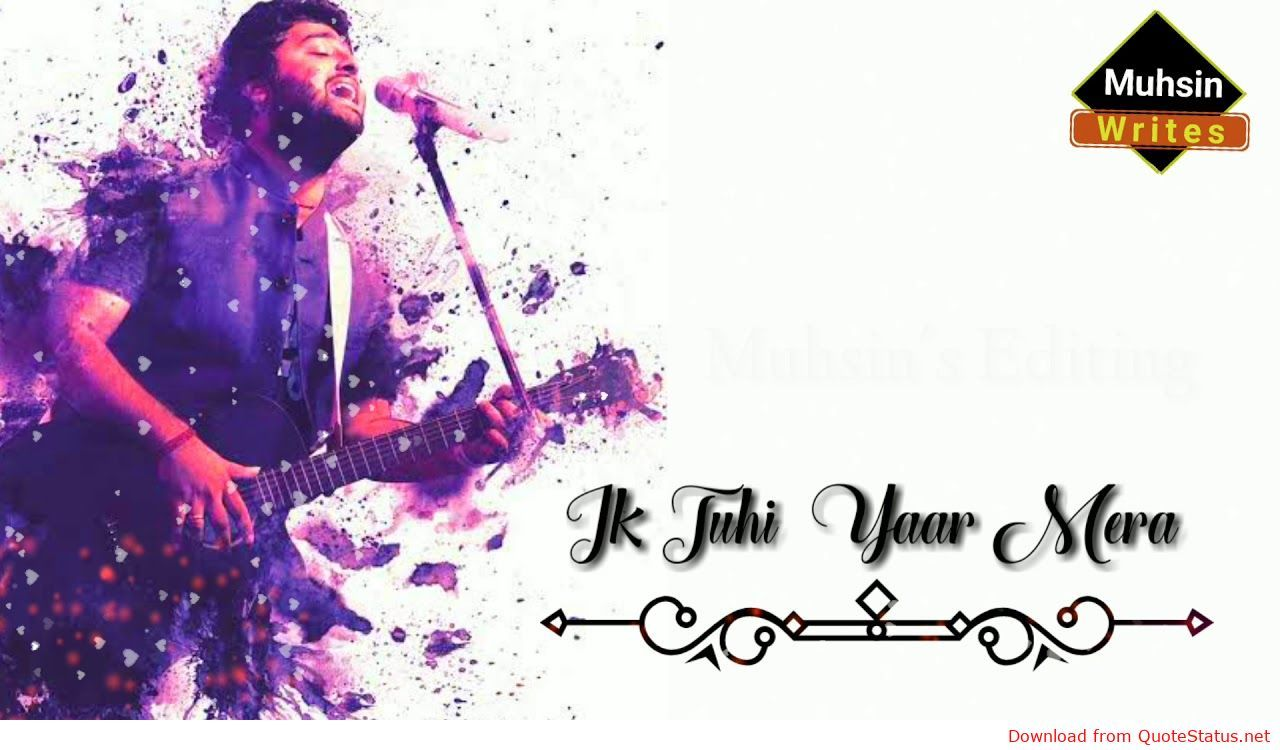 Tu Hi Yaar Mera Pati Patni Aur Woh Song Download Arijit Singh Neha Kakkar Mp4 Mp3 Lyrics Video Audio My Love Song Song Status Songs