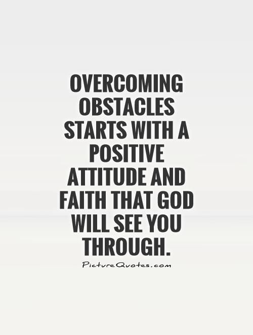 Overcoming Obstacles Quotes Fascinating Obstacles And Overcoming It  Inspirational Quotes ✍  Pinterest