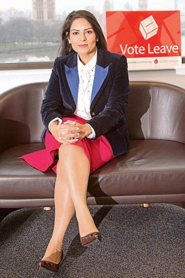 Conservative Priti Patel  Female Politicians  Pinterest -1053