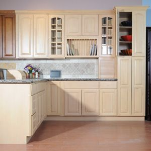 This Is What Our Plain Cabinets Look Like. Dislike.