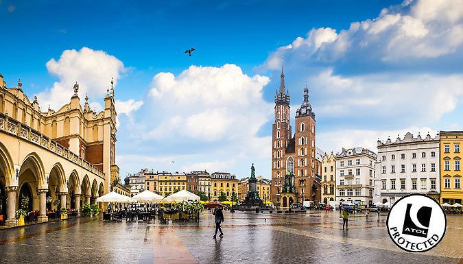 Uk Holidays Krakow Poland 2 4 Night Hotel Stay With Flights