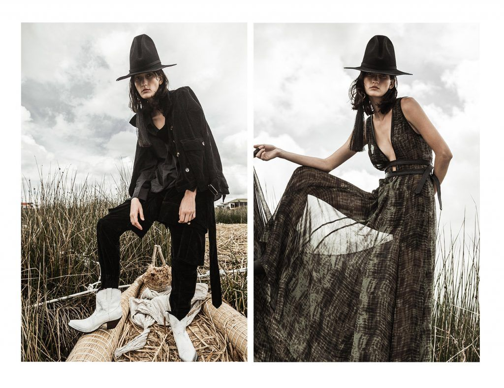 Nicholas K Embodies Modern Sustainable Fashion for the Confident Woman.