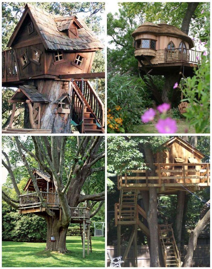 Как подготовиться к строительству чудесного домика на дереве ...