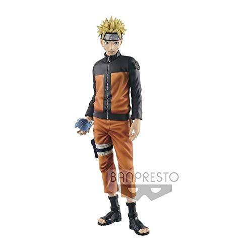 Naruto Shippuden Grandista Shinobi Relations Uchiha Sasuke 27 cm Fig BANPRESTO