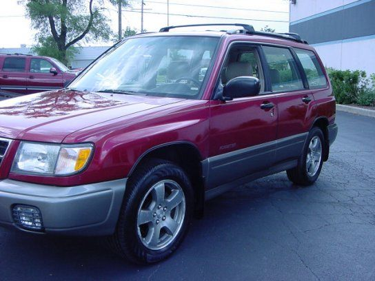 Used 2000 Subaru Forester S For Sale In West Chicago Il 60185