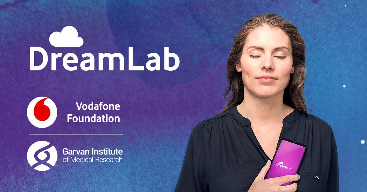DreamLab Vodafone Australia Medical research,