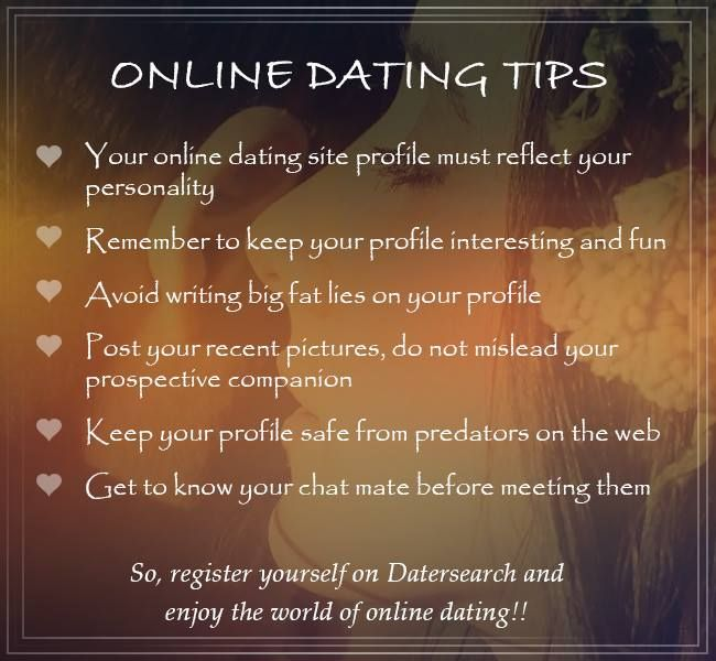 How to meet a nice guy online