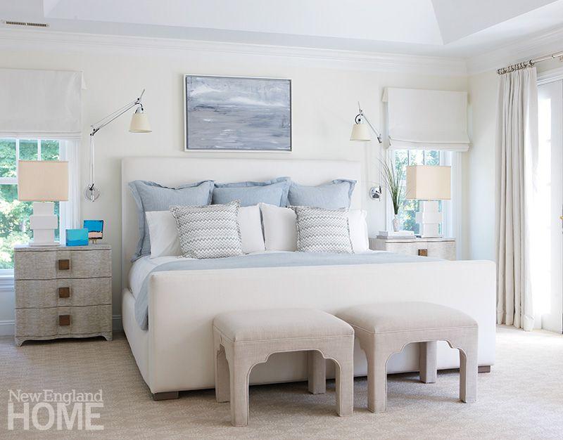 New england home magazine bedroom pinterest for New england bedroom