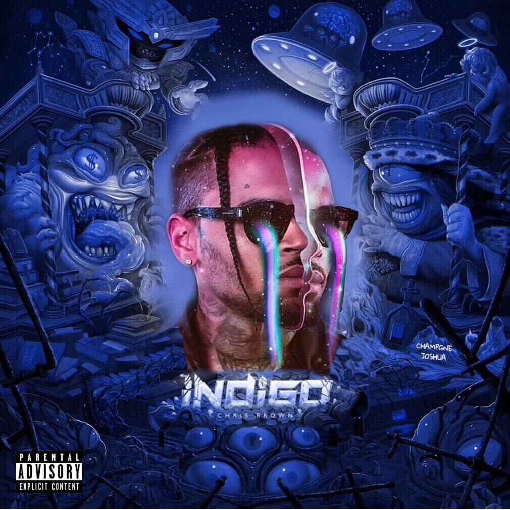 His Had To Be The Cover Chrisbrownofficial Indig Chris Brown Albums Breezy Chris Brown Chris Brown Wallpaper
