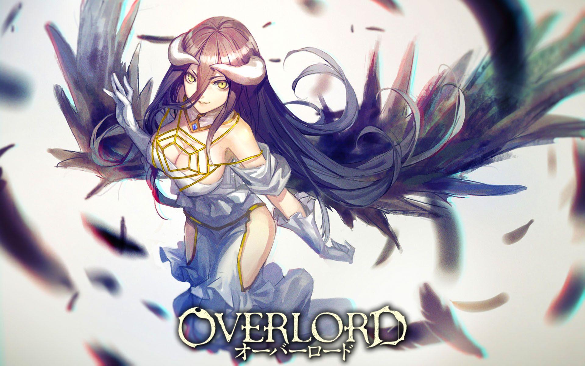 Overlord Albedo HD Wallpaper See