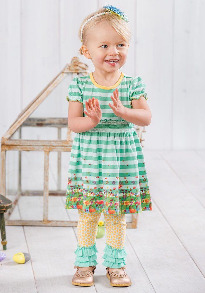 ac0f3fbfb68 Field of Daisies Dress (The Adventure Begins - Spring 2017)