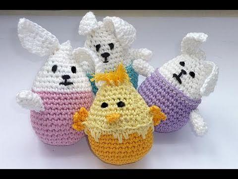 Crochet Bear Video Tutorial Youtube Baby Pinterest Amigurumi