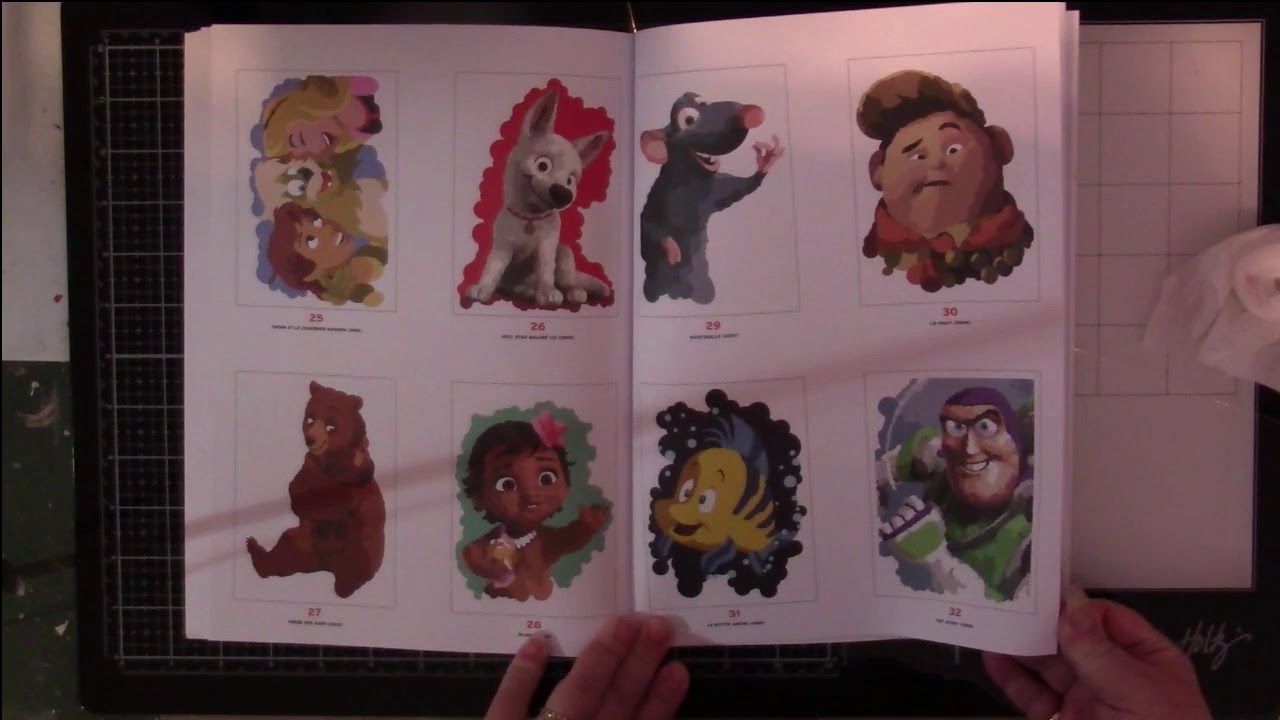 Flip Disney Babies Magic Circles Color By Number Coloriages