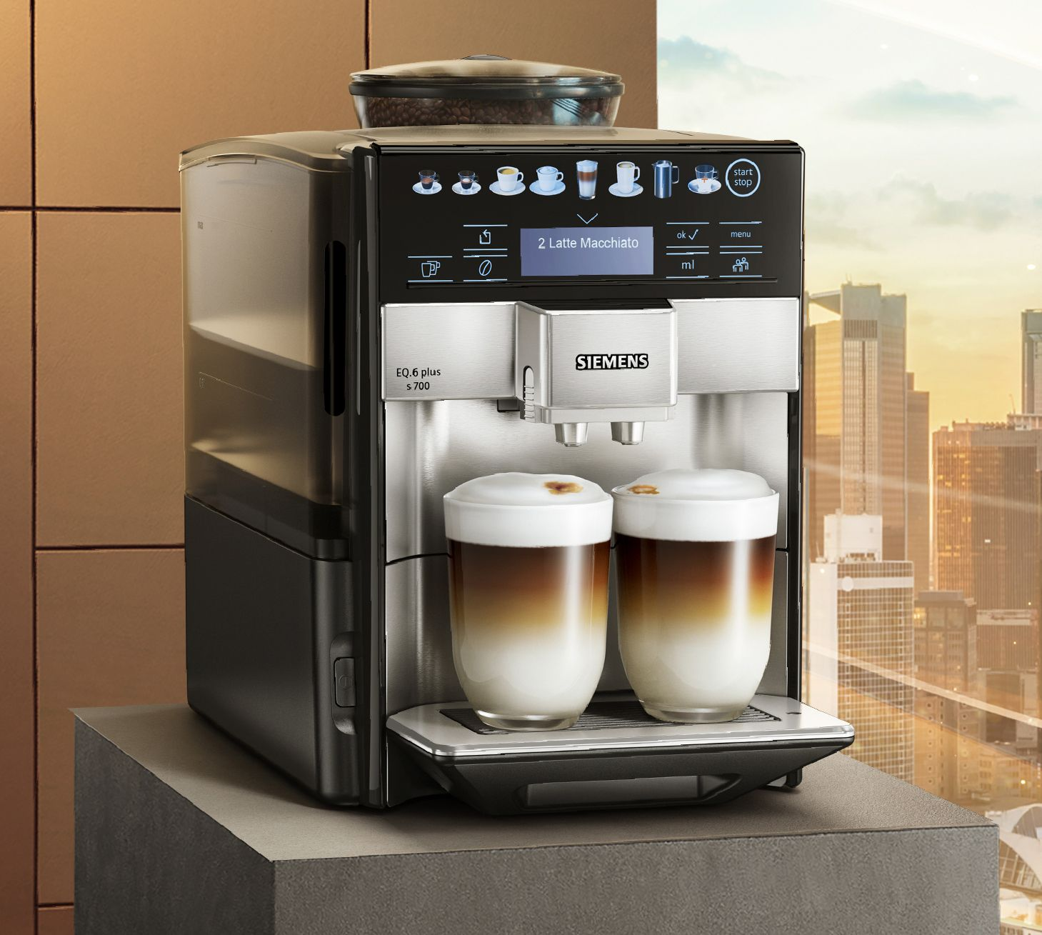Pin By Ntpgroup Cty Nam Thanh Phat On Siemens Home Appliance Coffee Personalized Coffee Coffee Bar Home