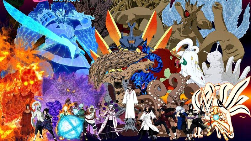 Naruto Shippuden. Animasi