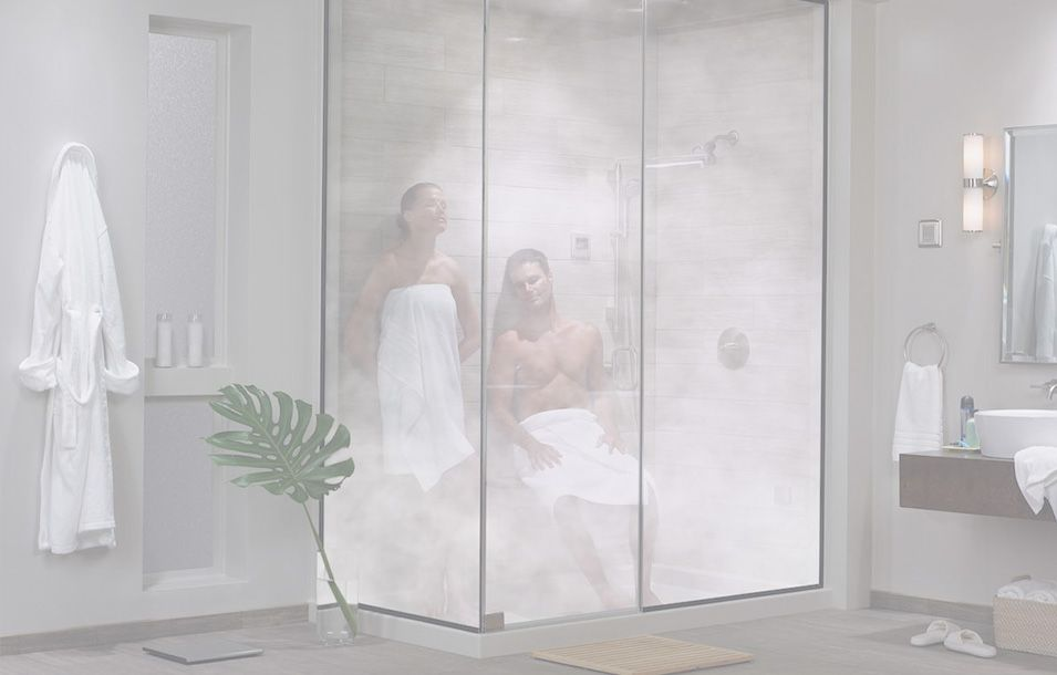 What Are The Health Benefits Of A Steam Shower Unique Small