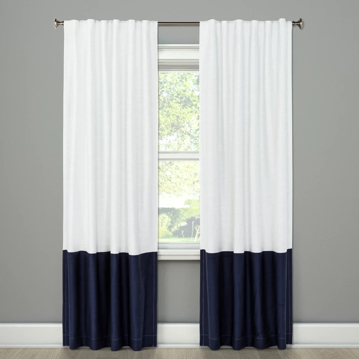 Block Curtain Panels Project 62 Panel Curtains Curtains