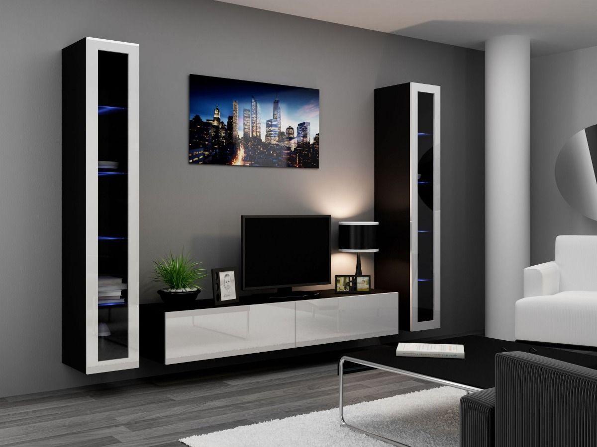 Http Mpe S1 P Mlstatic Com Muebles Centro Entretenimiento Oferta  # Muebles Suspendidos Para Tv