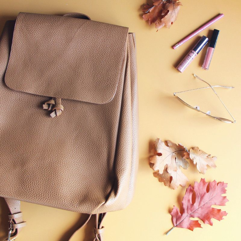 Current obsession = BACKPACKS! 🎒