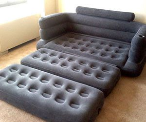 Inflatable Pull Out Couch Useful Pinterest Couch Sofa And