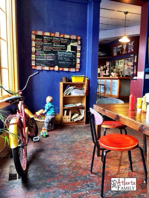 Day 17 Dakota Blue Kid Friendly Restaurant Ideas From 365 Atlanta Family