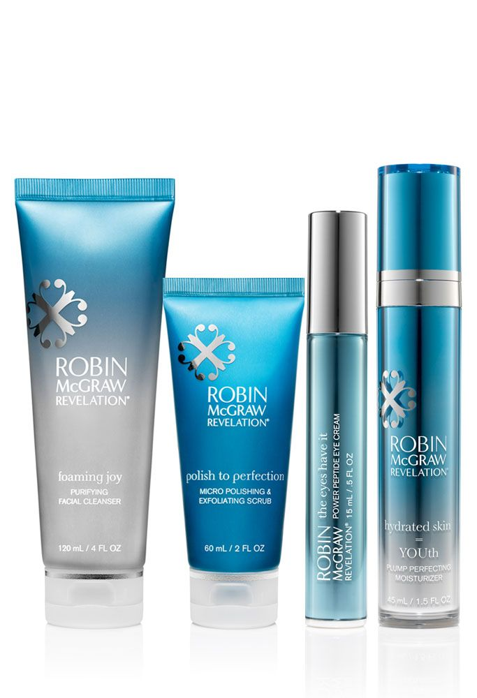 Shop All Skincare Robin Mcgraw Revelation Top Rated Skin Care Products Effective Skin Care Products Basic Skin Care Routine