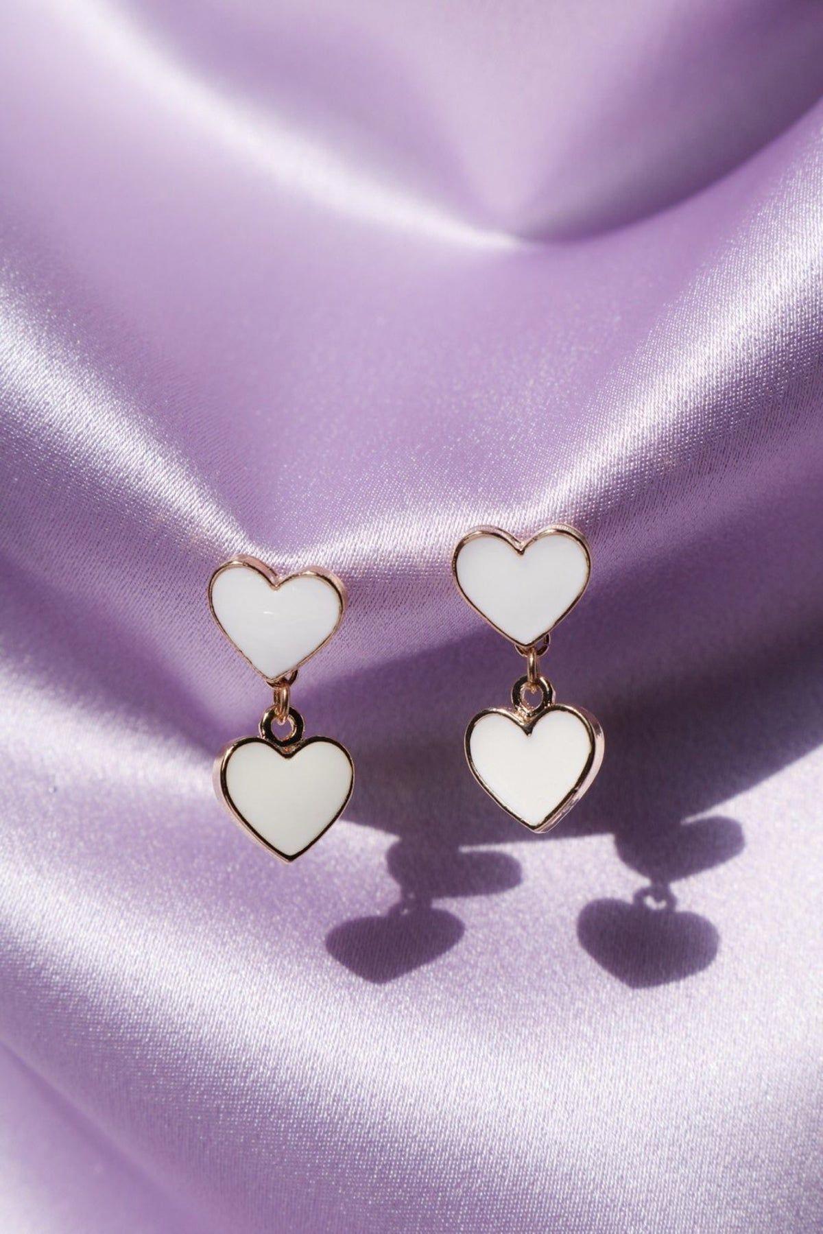 Opal Stud Earrings, Opal Lotus Flower Jewelry, October