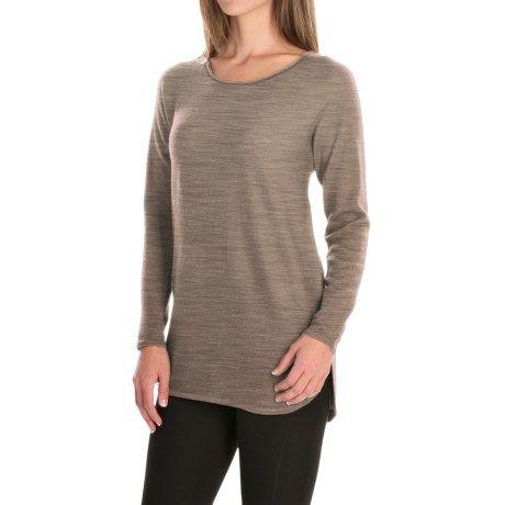 Gutscheincodes hohes Ansehen Niedriger Verkaufspreis Max Studio Merino Wool Sweater - Scoop Neck (For Women ...