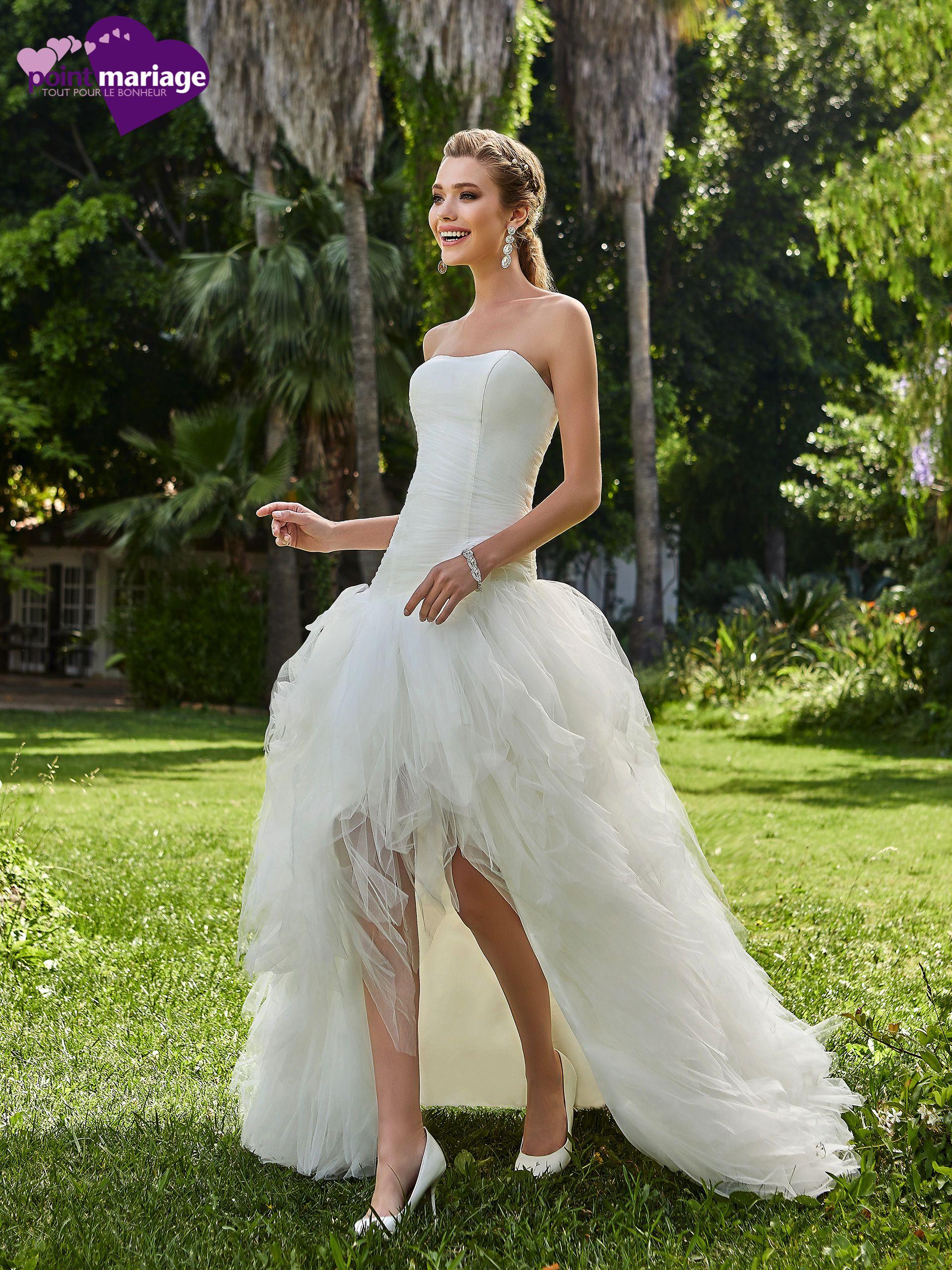 66fb1182ecd Robe de mariée Rafale