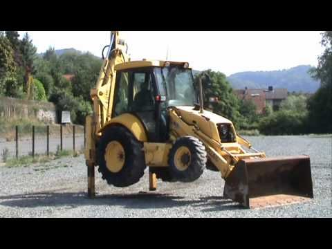 Pin by Bauforum on Videos | New holland, Backhoe loader, Holland