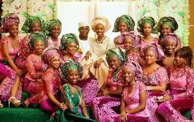 Ma's idea #nigerianischehochzeit