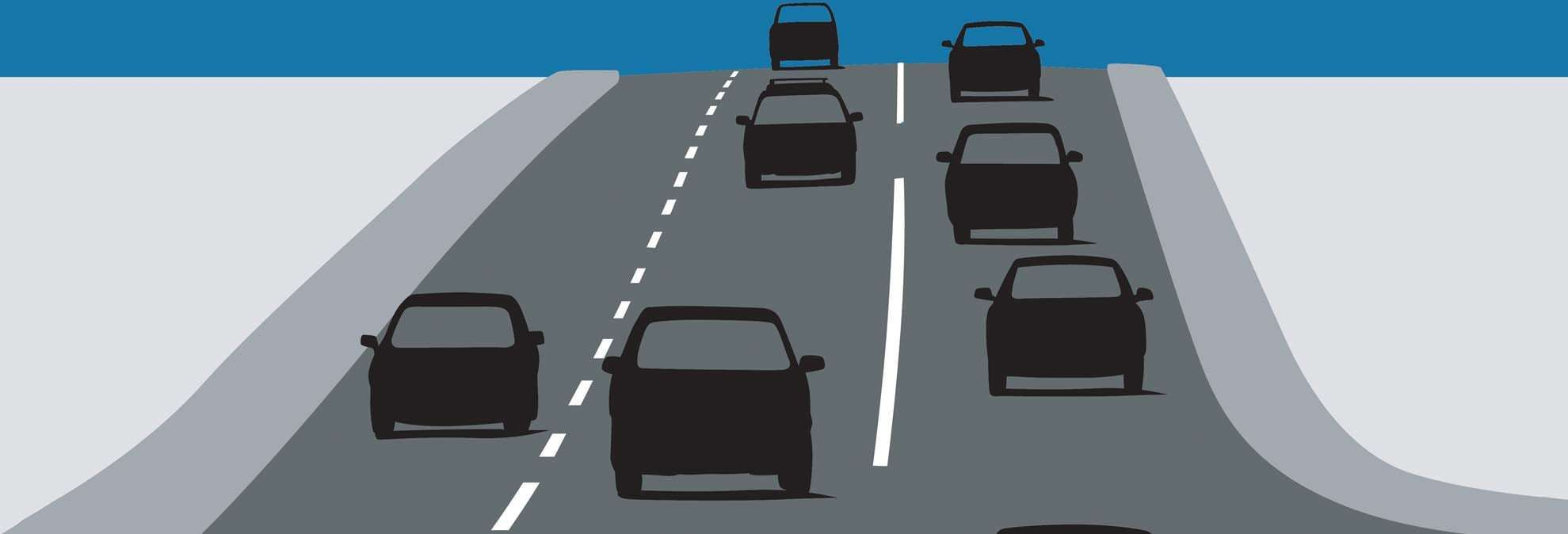 Research Shows Lane Departure Warnings Prevent Crashes The Body