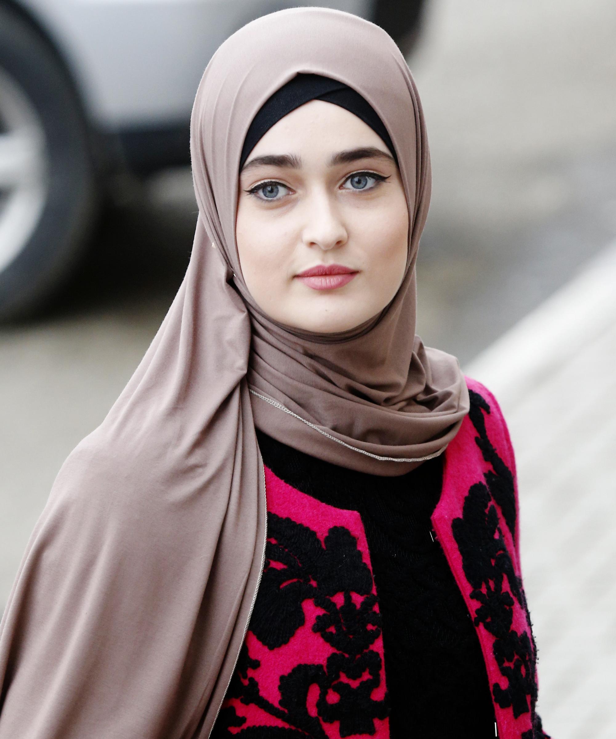 Мусульманка в картинках