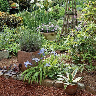 Charming Cottage Garden Style Garden Layout Cottage Garden Cottage Garden Design