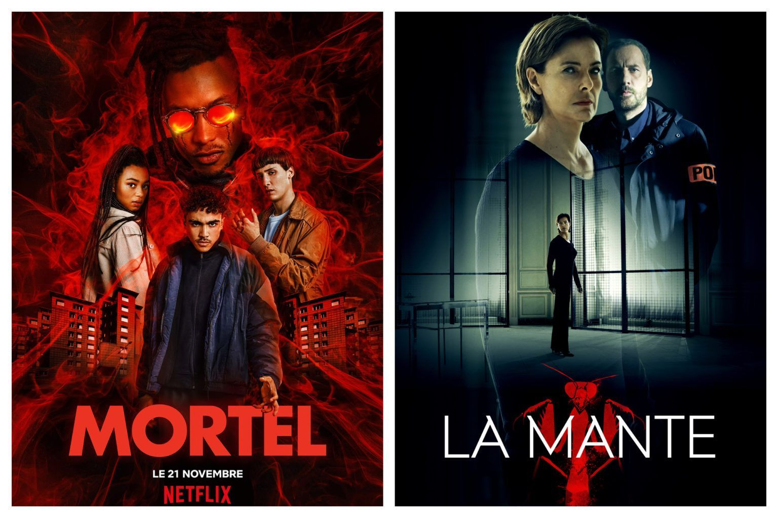 Our Favorite FrenchLanguage Netflix Series Right Now