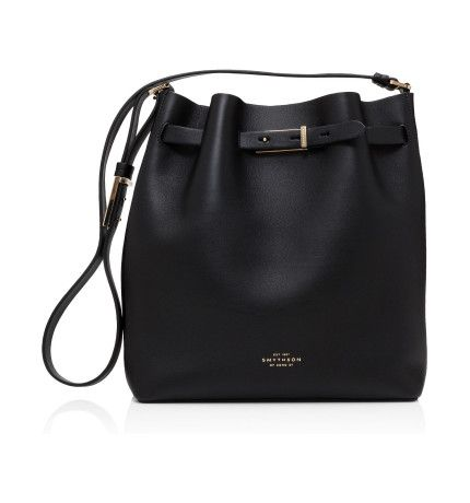 Albermarle Medium Bucket Bag | David Jones  SMYTHSON Albermarle Medium Bucket Bag
