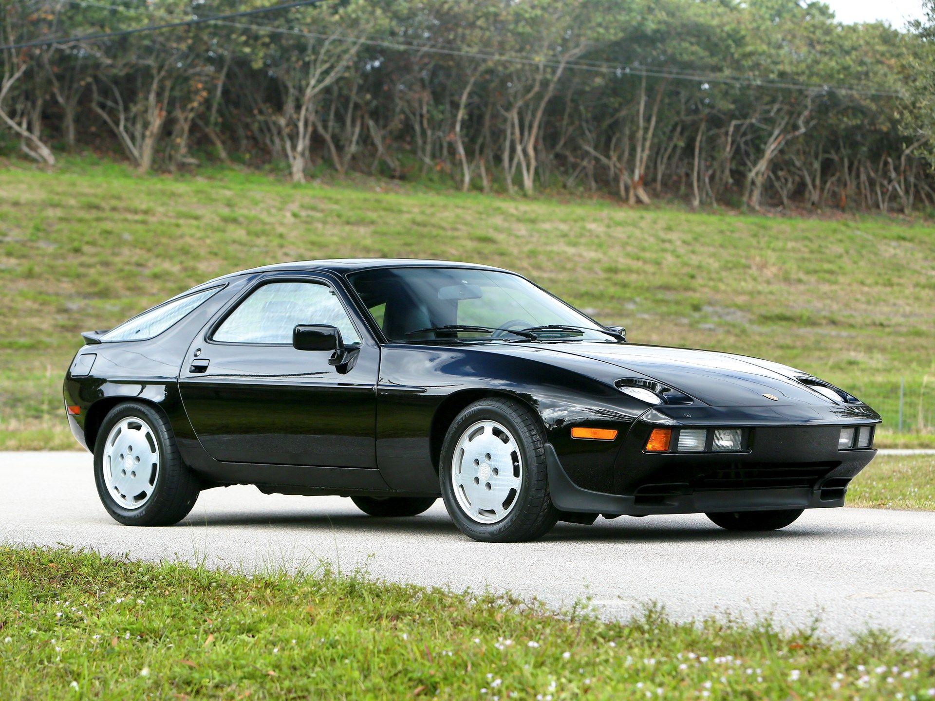 Rm Sotheby S 1986 Porsche 928 S Online Only Palm Beach 2020 In 2020 Porsche 928 Porsche Supercars Concept