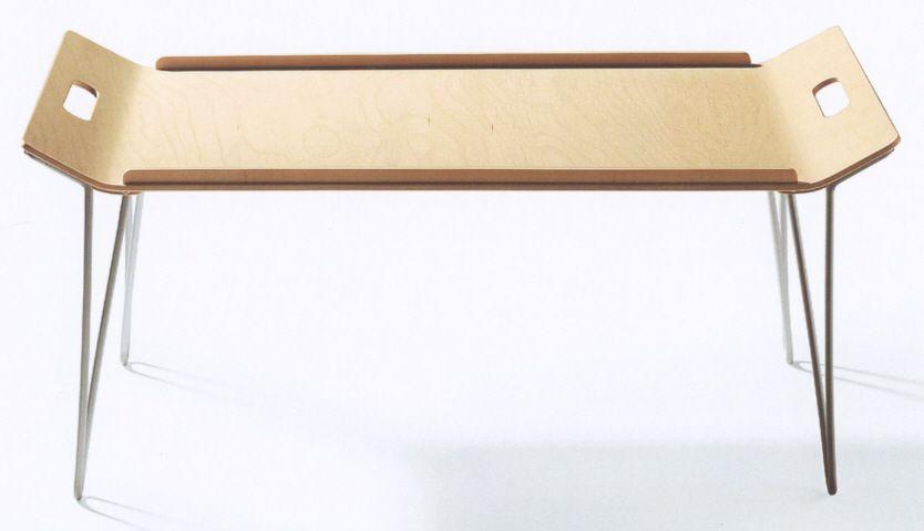 Frühstückstablett frühstückstablett tischlein klapp dich birkensperrholz klappbare