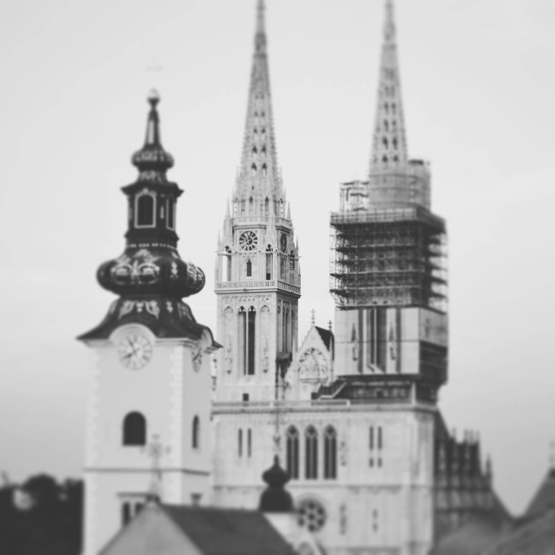 Remember Zagreb In Croatia Visit Www Jluislopez Es Zagreb Instagram Cologne Cathedral