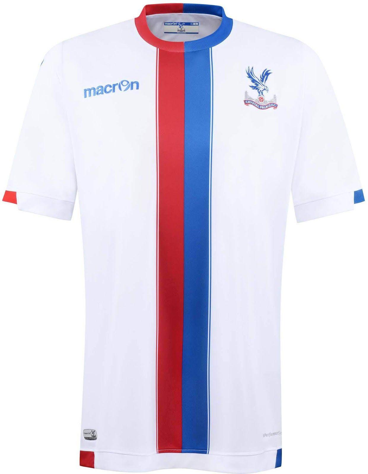 Crystal Palace FC (England) - 2015 2016 Macron Away Shirt  98efccb9ed22d