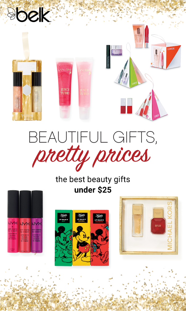 One of the best Christmas gift ideas for her? Beauty gifts. Small ...