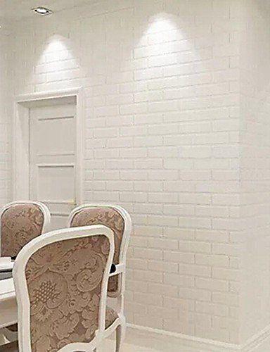 XF Contemporáneo pared blanca de ladrillos papel pintado ... https://www.amazon.es/dp/B01FQNEAZQ/ref=cm_sw_r_pi_dp_x_yLG.xb0Y0BV79