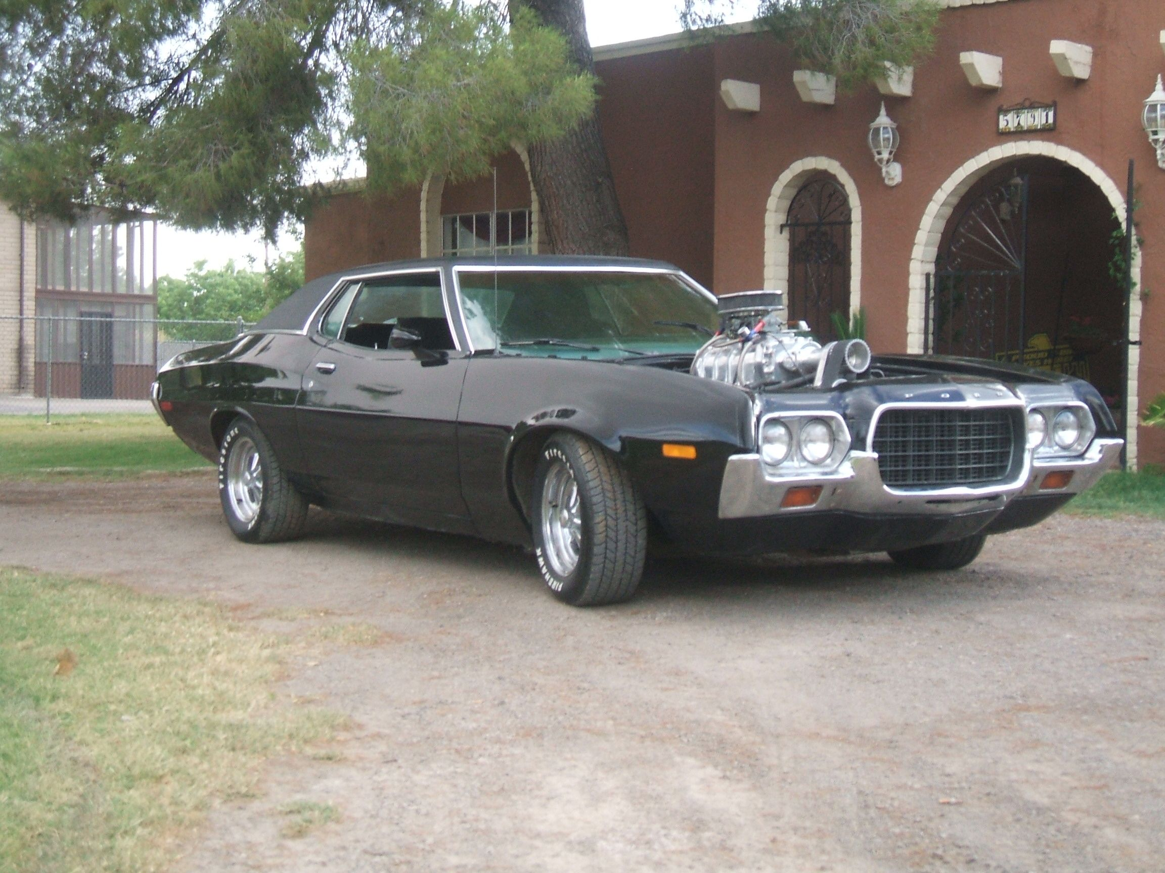 Supercharged Torino Google Search Ford Torino American Muscle