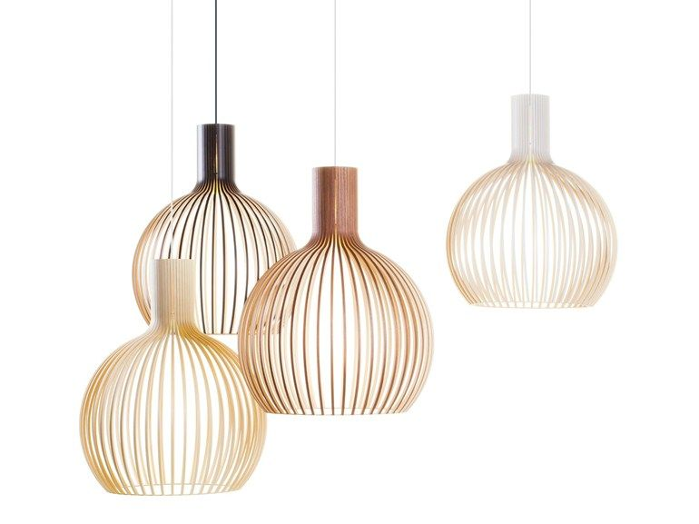 HANDMADE PENDANT LAMP OCTO 4240 SECTO COLLECTION BY SECTO DESIGN | DESIGN SEPPO KOHO te gekke lamp