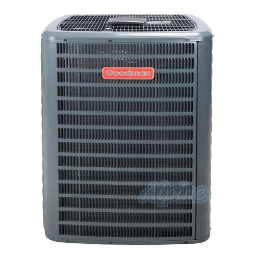Goodman Gsx160181 1 5 Ton Up To 16 Seer Condenser R 410a Refrigerant Pink Houses Condensation House Inspiration